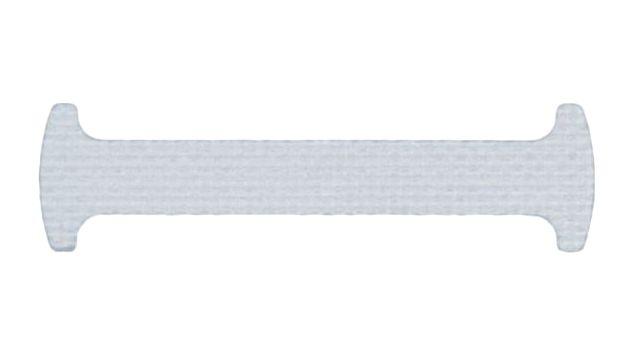 klamra plastikowa BS-Spange przyklejana jest na wrastające paznokcie
