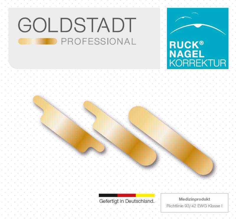 Klamry RUCK® GOLDSTADT professional