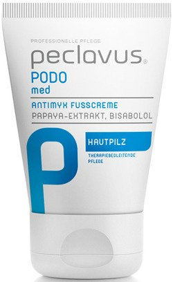 peclavus® PODOmed AntiMYX krem do stóp z papainą, 30 ml