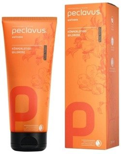 peclavus® wellness Körperlotion Wildrose - balsam do ciała